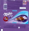 Milka, Alpine milk chocolate with yoghurt filling, 100g, 17.09.2008, Kraft Foods Manufacturing GmbH & Co.KG, Bremen, Germany