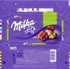 Milka, Alpine milk chocolate with whole nuts, 100g, 28.10.2003, Kraft Foods Deutschland production GmbH & Co. KG., Bremen, Germany