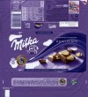 Milka, milk chocolate with white chocolate, 100g, 06.01.2012, Kraft Foods Germany, Lorrach, Germany
