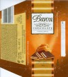 Baron, milk chocolate with caramel filling, 100g, 02.2008, Millano, Przezmierowo, Poland