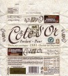 Cote d Or, pure chocolate, 150g, 21.04.2014, Mondelez International, Belgium, Mechelen