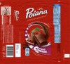 Poiana, milk chocolate filled with milk cream with strawberry flavor and sour cream, 100g, 16.07.2014, Mondelez Romania S.A., Bucuresti, Romania