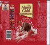 Alpen Gold, milk chocolate with strawberry yoghurt filled, 90g, 03.02.2013, Mondelez International, Mondelez Rus, Pokrov, Russia