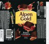 Alpen Gold, dark chocolate with cherry and almonds, 90g, 08.10.2015, Mondelez International, Mondelez Rus, Pokrov, Russia