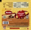 Marabou, Mandel split, milk chocoate with crushed nuts, 100g, 31.07.2013, Mondelez Sverige, Sweden