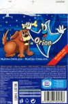 Milk chocolate, 25g, 10.2003, 