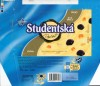 Studentska, white chocolate with raisins, peanuts and jelly pieces, 200g, 08.2005, Nestle Orion, Praha, Czech Republic