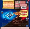 Orion, dark chocolate, 100g, 05.2009, Orion Nestle Cesko s.r.o, Praha, Czech Republic