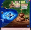 Orion, milk chocolate with nuts cream filling, 100g, 01.2010, Nestle Cesko s.r.o, Praha, Czech Republic
