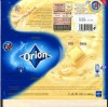 Orion, white chocolate, 100g, 09.2009, Nestle Cesko s.r.o, Praha, Czech Republic