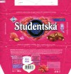 Studentska, milk chocolate with nuts and raspberry filling, 180g, 05.2012, Nestle Cesko s.r.o, Praha, Czech Republic