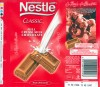 Milk chocolate, 100g, 13.02.2006, Nestle South Africa Ltd, Randburg, South Africa