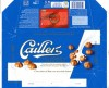 Cailler, milk chocolate with hazelnuts, 100g, 09.2004, Nestle Switzerland Ltd, Vevey, Switzerland