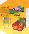 Chocolate compound with crushed soya, 100g, 04.2003