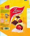 Compound tablet with strawberry, 100g, 07.2006, Nestle Zora, Praha, Czech Republic