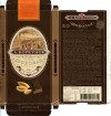 A.Korkunov, dark chocolate with almond, 100g, 13.10.2009, Odintsovskaya confectionery factory, Malye Vyazemy, Russia