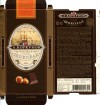 A.Korkunov, dark chocolate with hazelnut, 100g, 01.10.2009, Odintsovskaya confectionery factory, Malye Vyazemy, Russia
