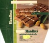 Milk chocolate with almond, 50g, 21.04.1992, Orion, Czech Republic