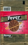 Fever, coffee flavour milk chocolate, 50g, 13.03.1989, Panda chocolate factory, Vaajakoski, Finland