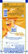 Ritter sport, white chocolate, 100g, 25.03.2010, Alfred Ritter GmbH & Co. Waldenbuch, Germany