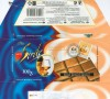 Strike, milk chocolate with rum filling, 100g, 12.2003, 