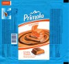 Primola, milk chocolate with caramel, 100g, 29.11.2011, Supreme Chocolat S.R.L., Bucharest, Romania