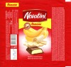 Novatini, tablet with banana cream, 100g, 31.05.2012, Supreme Chocolat S.R.L., Bucharest, Romania