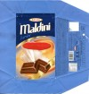 Maldini Junior, milky compound chocolate, 40g, 11.2011, Tayas Gida San ve Tic A.S., Turkey