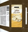 White chocolate, 100g, 22.06.2012, Produced in Poland for Tesco Stores Ltd., Krakow, Poland