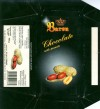 Baron, milk chocolate with peanuts, 100g, P.P.H.U. Tomasz, Karczew, Poland