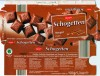 Schogetten, full cream milk chocolate with nougar filling, 150 g , 