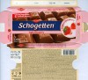 Schogetten, milk chocolate with yogurt-strawberry-filling, 100g, 06.10.2009, Trumpf Schokoladenfabrik GmbH, Saarlouis, Germany