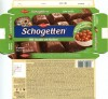 Schogetten, milk chocolate with hazelnuts, 100g, 16.03.2012, Trumpf, Novesia GmbH, Aachen, Berlin, F.R.Germany