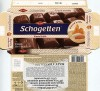 Schogetten, filled milk chocolate with almond cream filling, 100g, 19.12.2012, Trumpf Schokoladefabrik GmbH, Saarlouis, Germany