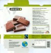 Aware, Fairtrade, Cocoa beans of the Dominican Republic, 100g, 24.09.2009, made in France for Tuko Logistics Oy, Kerava, Finland