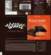 Kasztanki, filled chocolate with wafer, 100g, 05.2013, Wawel S.A., Krakow, Poland for Jeronimo Martins Polska S.A., Kostrzyn